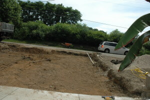 subgrade excavation