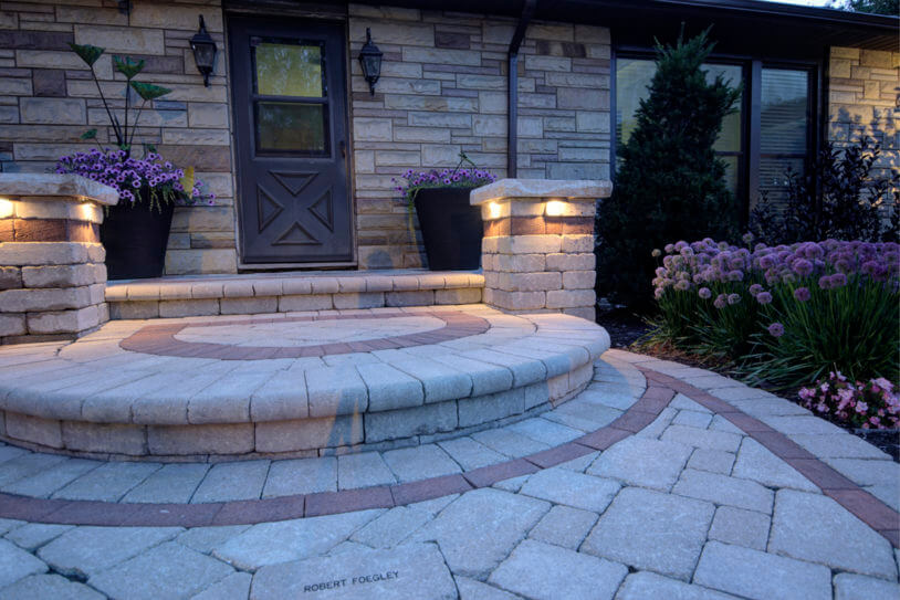 Landscape Lighting Installation South Bend In Foegley