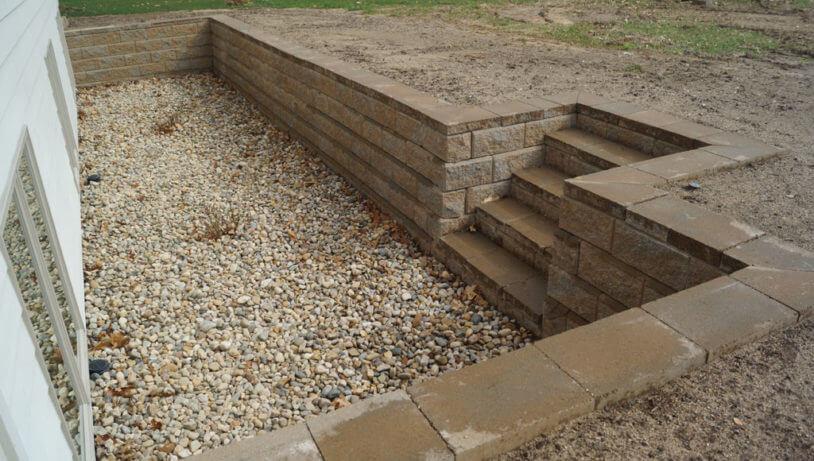 Retaining Walls Design Amp Installation Foegley Landscape